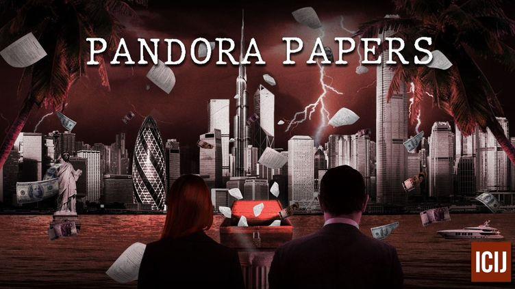 Les Pandora Papers, nouvelle enquête du Consortium international des journalistes d'investigation (ICIJ)