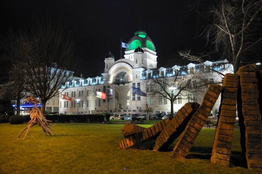 Le Palais Lumiere
