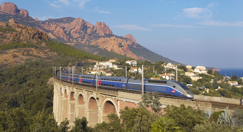 France by Train