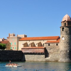 Collioure and the artist