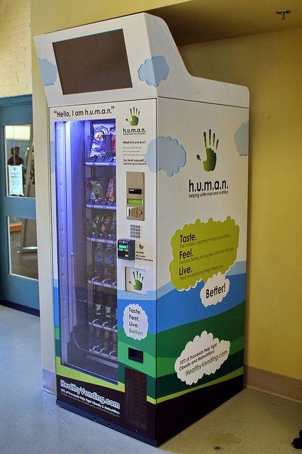 Human Healthy Vending Entrepreneur