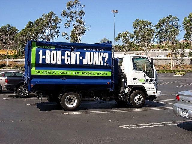 1-800-Got-Junk? Photo by Photo Nut 2011