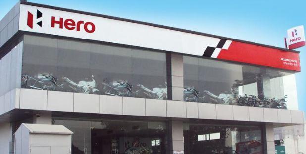 How to get Hero Moto Corp Dealership