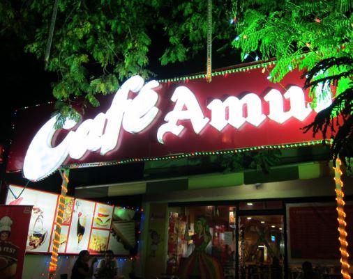 Cafe Amul Franchise