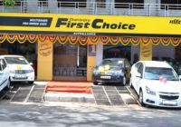 Mahindra First Choice Franchise
