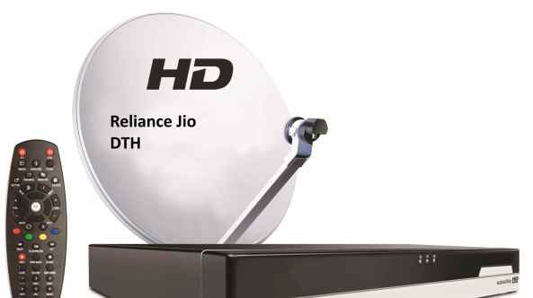 Get Reliance JIO DTH Dealership
