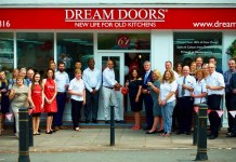 Dream Doors Birmingham South Opening
