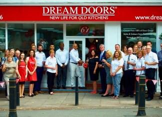 Dream Doors Birmingham South Opening