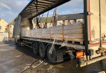 Countrywide Teeside stockpiles salt ready for winter