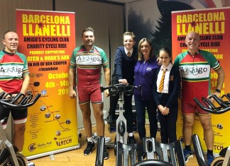 Roger Bowen bike ride