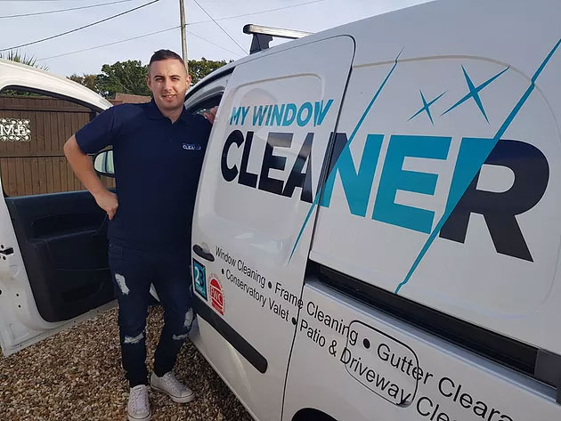 josh my window cleaner