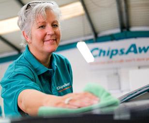 chipsaway women in business