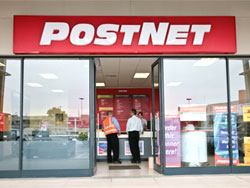 PostNet store, South Africa