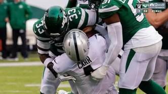 Game Balls: Raiders vs Jets