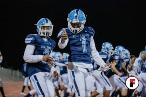 Centennial vs Legacy Las Vegas High School Football Playoffs