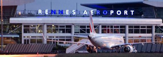 Aeropuerto Rennes, Francia – Francia