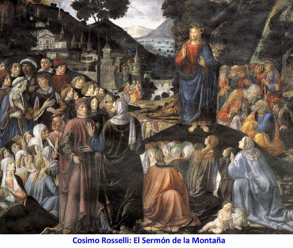 Cosimo Resselli: El Sermón de la Montaña