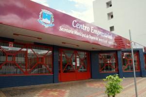 Espaço em que o Centro Empresarial funcionará já está totalmente pronto e equipado