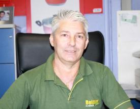 """Gilnei Loss, presidente da associação de empresários do Ulderico Sabadin: """"muitas empresas estavam espremidas"""""""