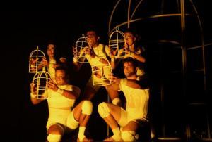Grupo Sou Arte apresentou o espetáculo Liberdade