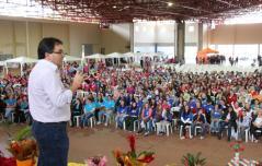 Mais de 1.500 mulheres participaram do evento