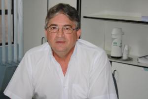 Luiz Geremia, secretário de Finanças
