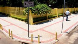 Vários pontos de Beltrão já receberam novos passeios através do programa Novos Caminhos, que propõe parceria entre a Prefeitura e moradores para construção de calçadas