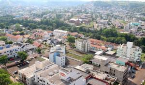 Nova ponte ligará o Centro ao bairro Cristo Rei através da rua Octaviano Teixeira dos Santos e avenida Guiomar Lopes