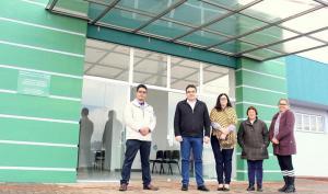 Prefeito Cantelmo Neto vistoriou a unidade do Jardim Itália, que está seno equipada e inicia os atendimentos no próximo dia 30