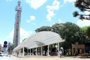 Espaço possui quase 700m2 e poderá abrigar eventos e outros tipos de feiras