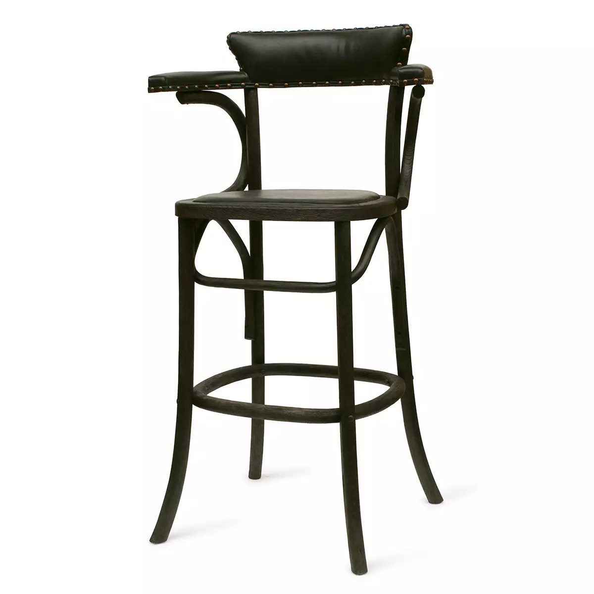 tabouret haut mod william concu par