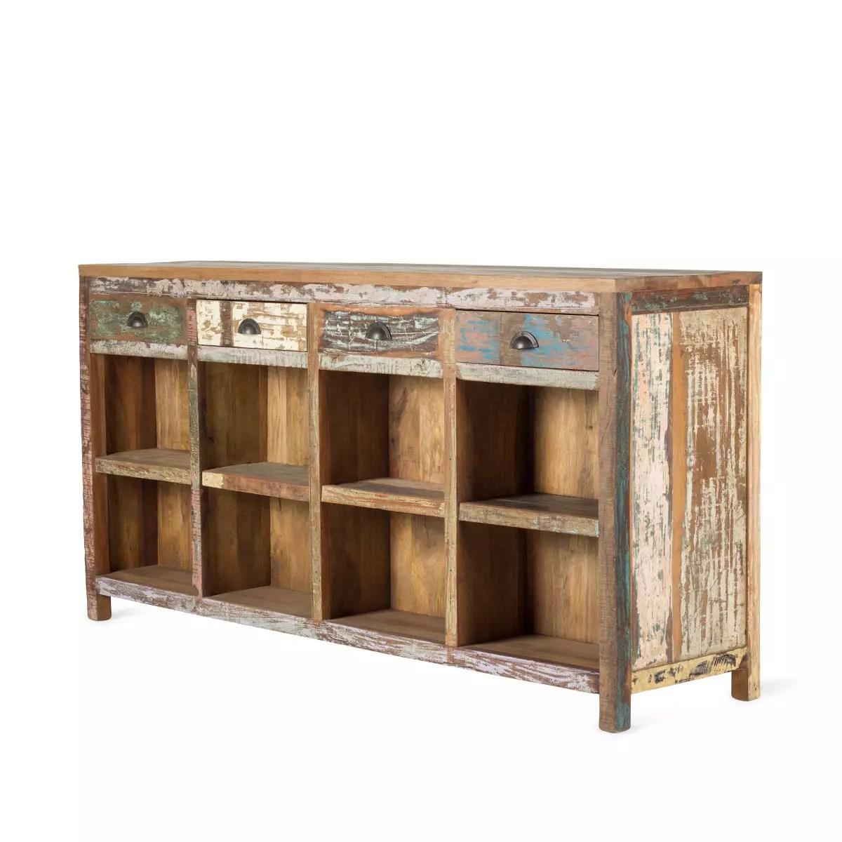 magasin en bois decape style vintage