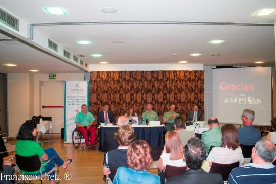 Éxito de las jornadas  Técnica y de Seguridad en el Transporte de Mercancías celebradas en Zaragoza