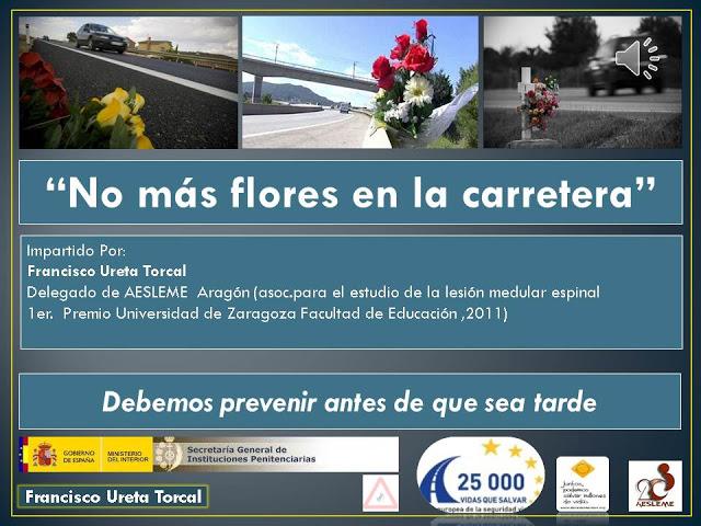 No Más Flores en la Carretera.