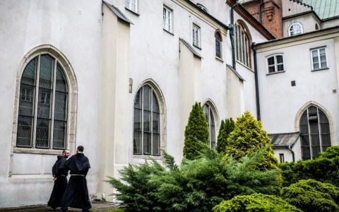 Kilka dni w klasztorze