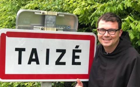 Wyjazd do Taizé we Francji
