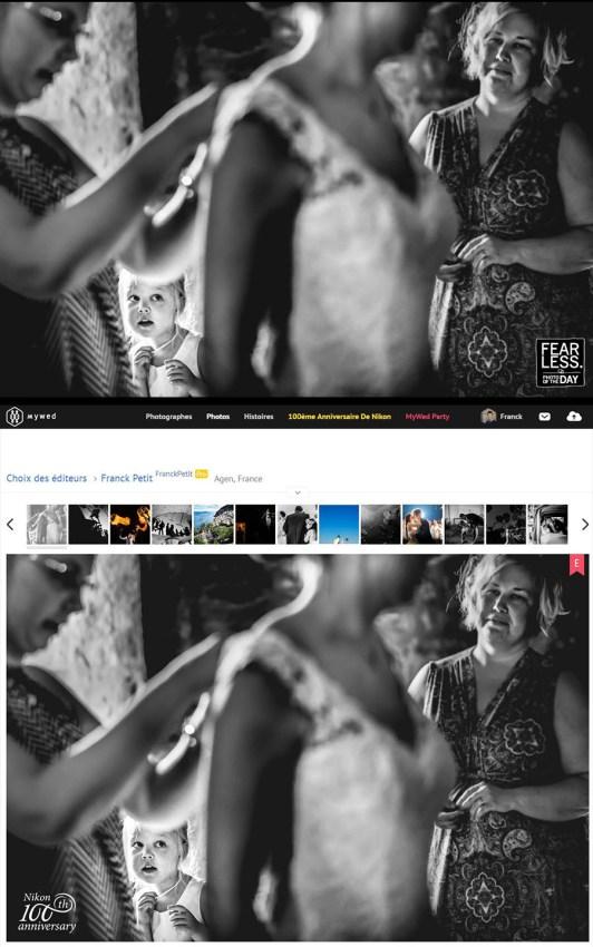 franck Petit photographe de mariage