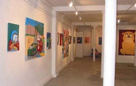 Exposition espace Beaurepaire - Paris - Mars 2003