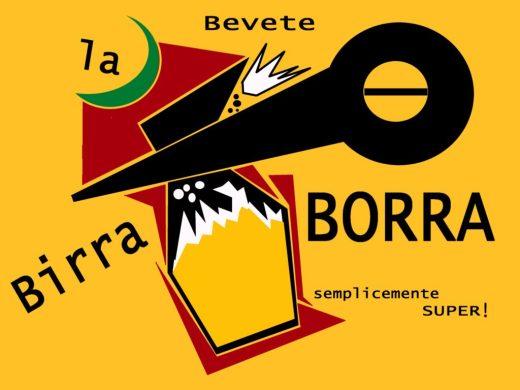 BIÈRE BORRA