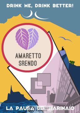 AMARETTO SRENDO | poster, 2007