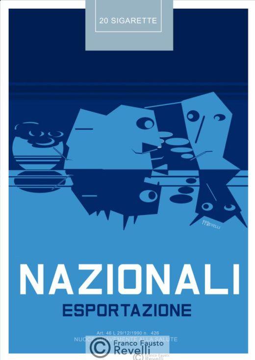 NAZIONALI, CIGARETS | poster, 1997