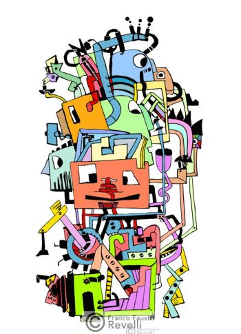 industrial totem copyright FFRevelli