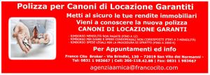 Franco Cito Broker - Polizza Canoni di Locazione Garantiti