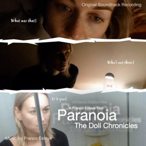 Paranoia, The Doll Chronicles Soundtrack Image