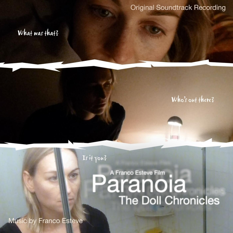 Paranoia: The Doll Chronicles (Original Soundtrack) CD Cover