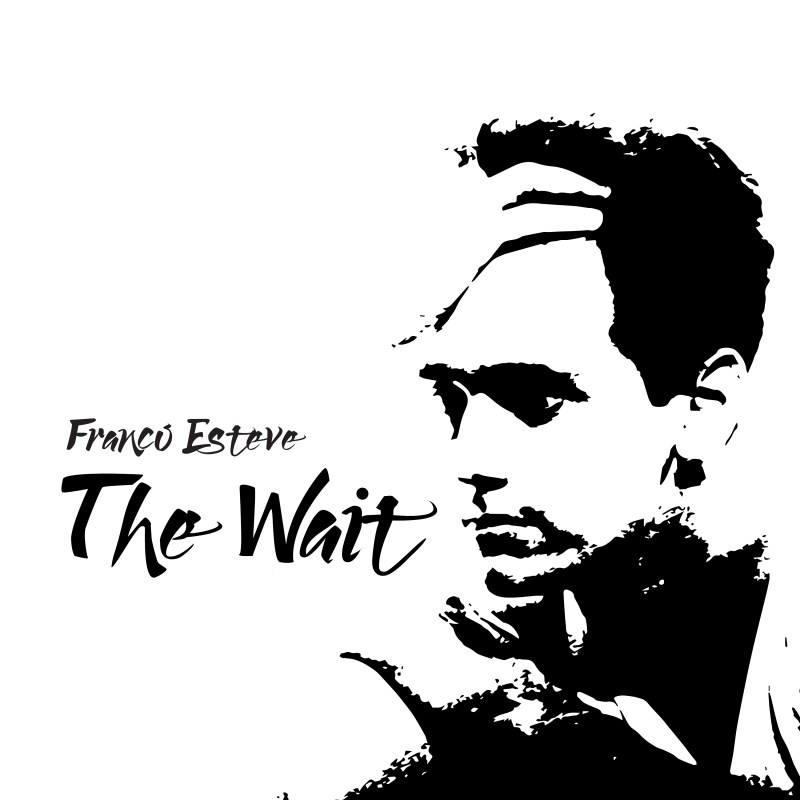 The Wait contemporary classical music single CD Cover
