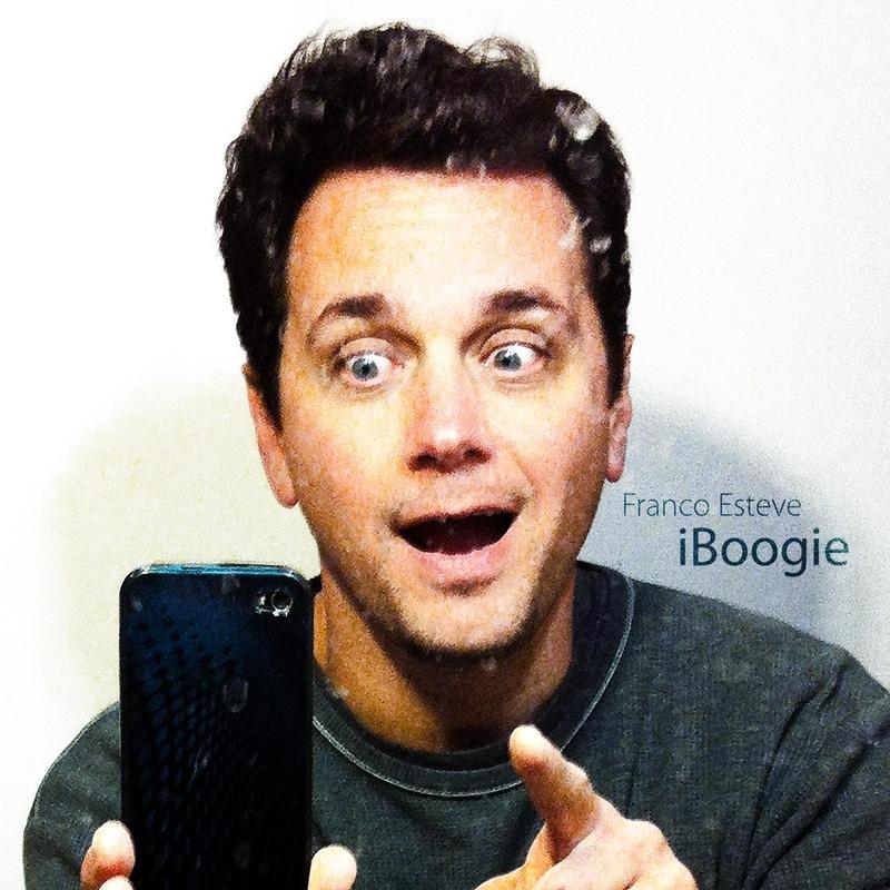 iBoogie Music Single CD Cover