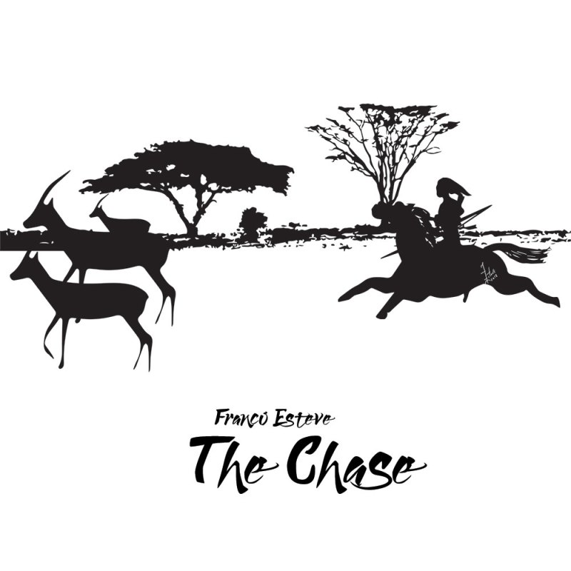 The Chase CD cover for the music single