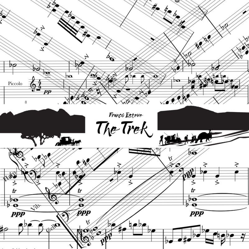 The Trek Score Sheet Music announcement image