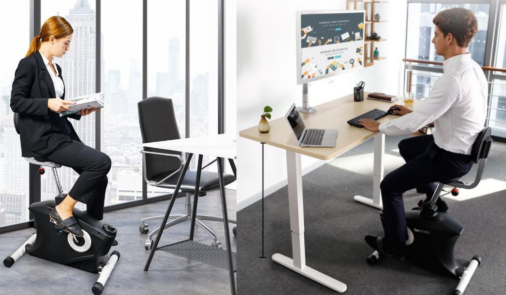 chaise de bureau velo ergonomique bureau